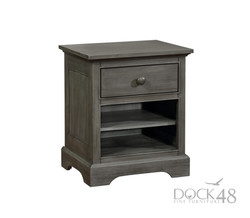 Waterford Nightstand Weathered Grey