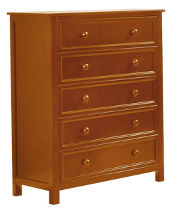 Summerlin 5 Drawer Chest Rustic Pecan_edited
