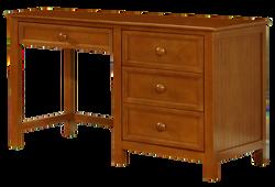Summerlin Desk Rustic Pecan