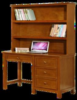 Summerlin Desk with Rustic Pecan