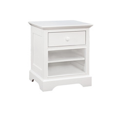 Waterford Nightstand White