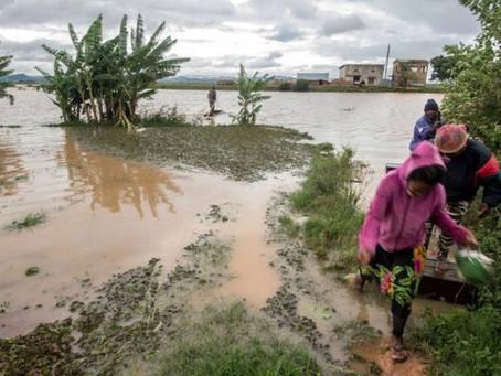 Madagascar: ciclone Enawo e crisi politica