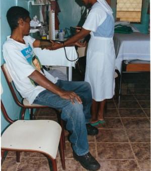 Suor Irene (Missione maggio 2003)