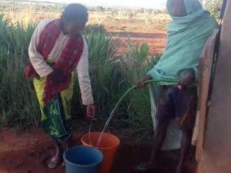 Mananovy (Madagascar): ora il paese ha un pozzo funzionante
