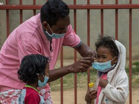 Da agosto epidemia di peste in Madagascar