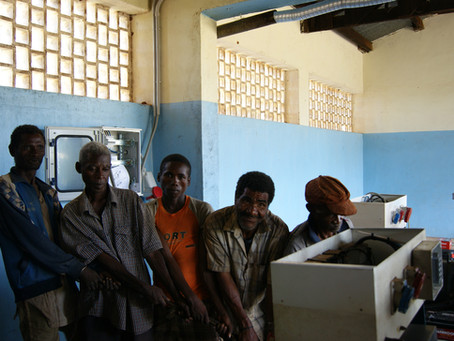 Missione Lebbrosario Saint Croix Isoanala marzo 2013