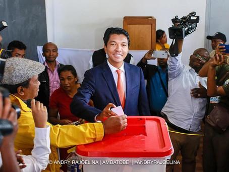 Andry Rajoelina nuovo presidente del Madagascar