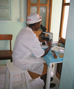 Corsi intensivi al personale paramedico (primavera 2006)