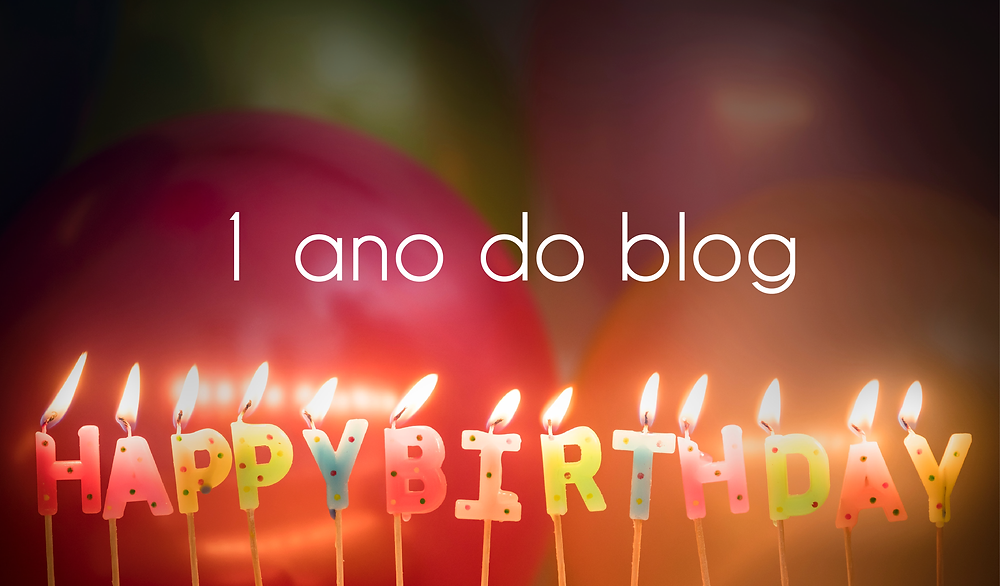 1 ano do Blog.