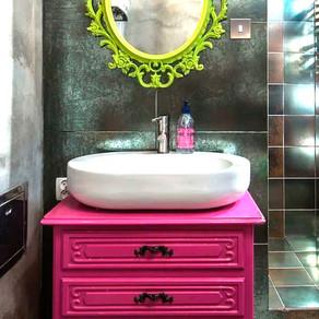 10 inspirações de banheiros criativos