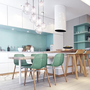 8 tendências do design de interiores para 2018!