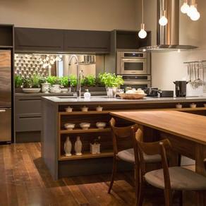 Cômodo a cômodo - Cozinha