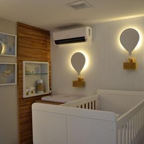 Como decorar um quarto de bebê gastando pouco
