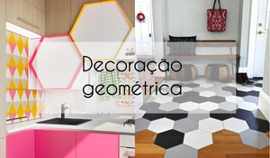 Decoração geométrica