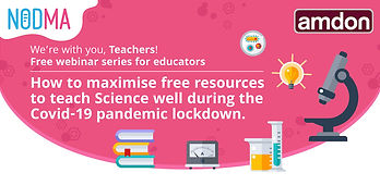 How to maximise free resources to teach Science well during the Covid-19 pandemic lockdown