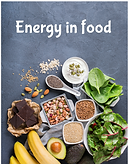 Energy in food