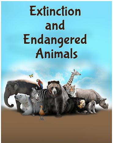 Extinction and endangered animals