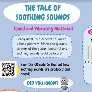 The Tale of Soothing Sounds