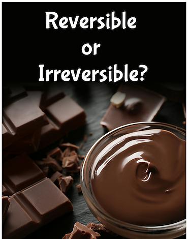 Reversible or Irreversible?