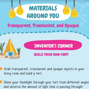 Materials Around You