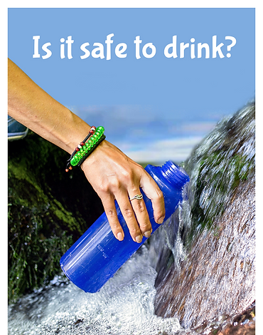 Is it safe to drink?