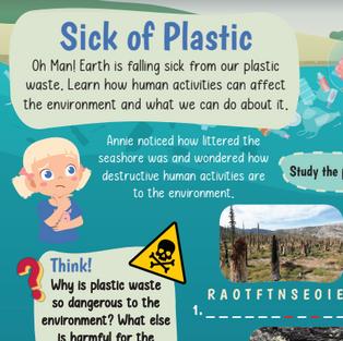 Sick of Plastic