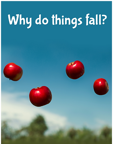 Why do things fall?
