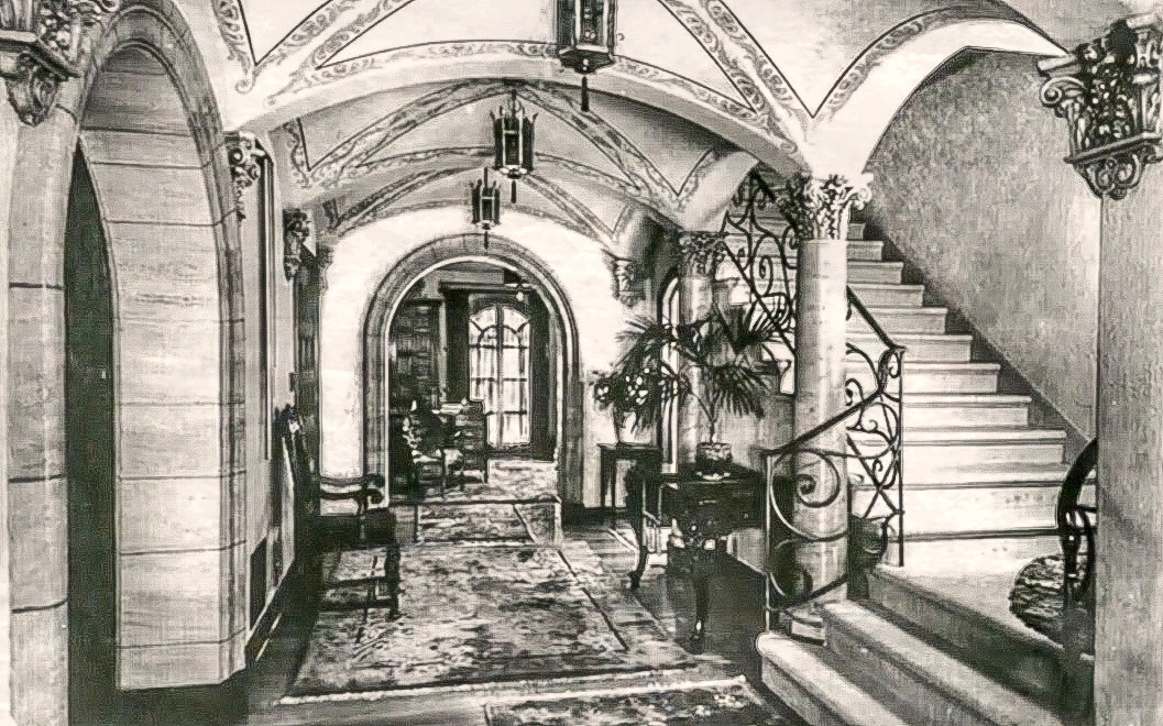 Historic Elliott House Reception Hall