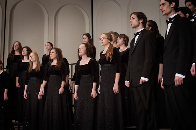 Formal Choir Performance