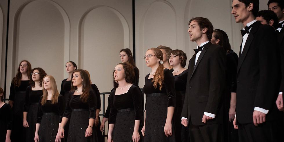 Choir Practice BEGINS!