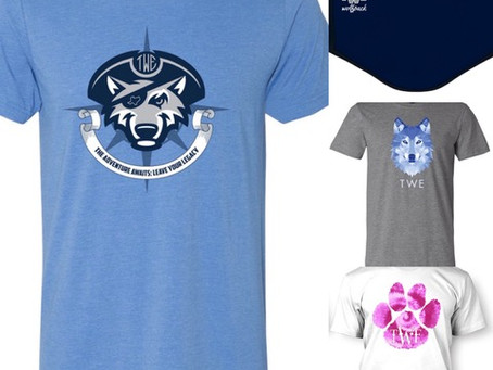 ATTENTION WOLFPACK!  Spirit Gear is here!!