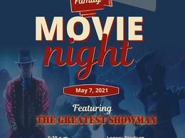 Movie Night - May 7th!