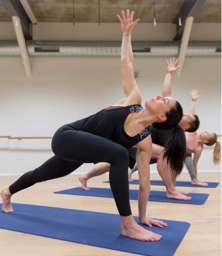 Hot Yoga Flow - Salur 5
