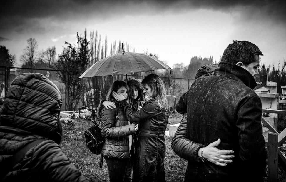 Fotógrafo documental - Funeral - Chile
