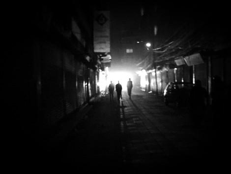 La luz al final del túnel (Smartphone Photography)
