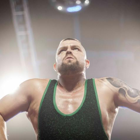 Engranaje Cuerdas - Pro Wrestling Photography - Fotografía Lucha Libre - Ring Side