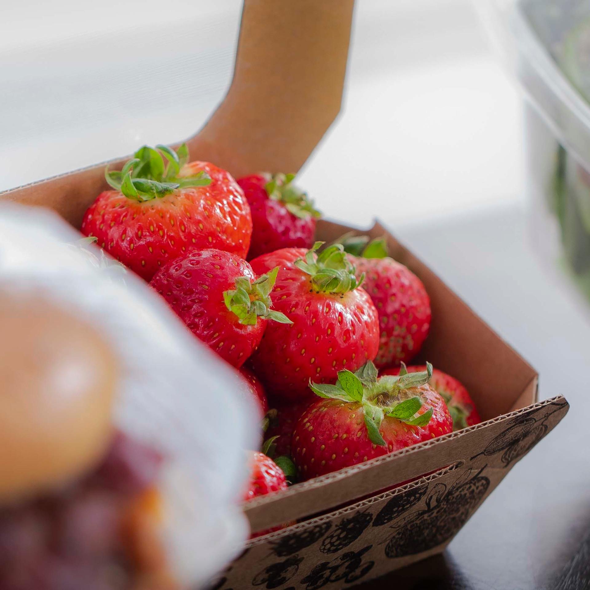 Frutillas - Fotografía - Foodstyling - claudiography.com Fotografía de productos - claudiography.com  Fotografía Publicitaria - Frutillas