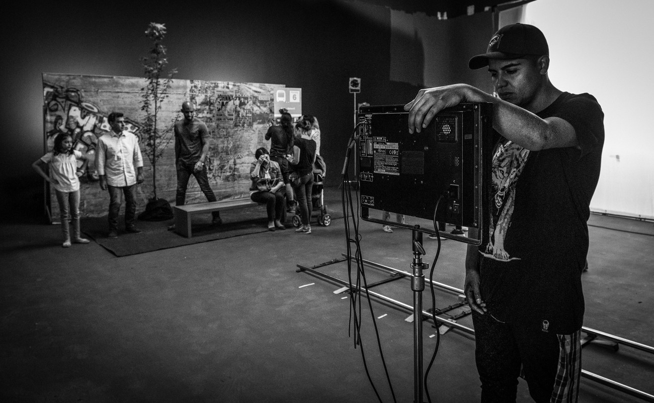 Fotografía Backstage - Portrait Photography
