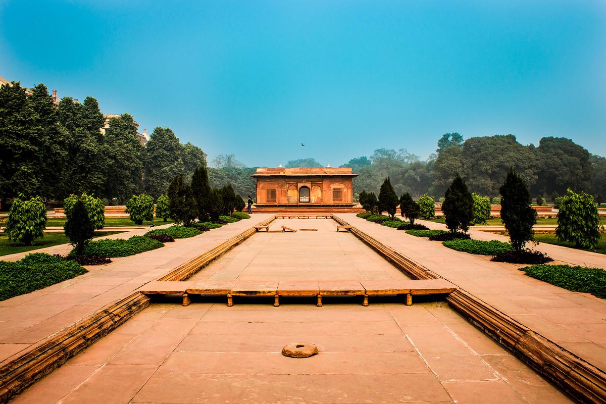 Arcquitecture - Delhi City Landscape - Claudio Ramírez Landscape & Nature Photography