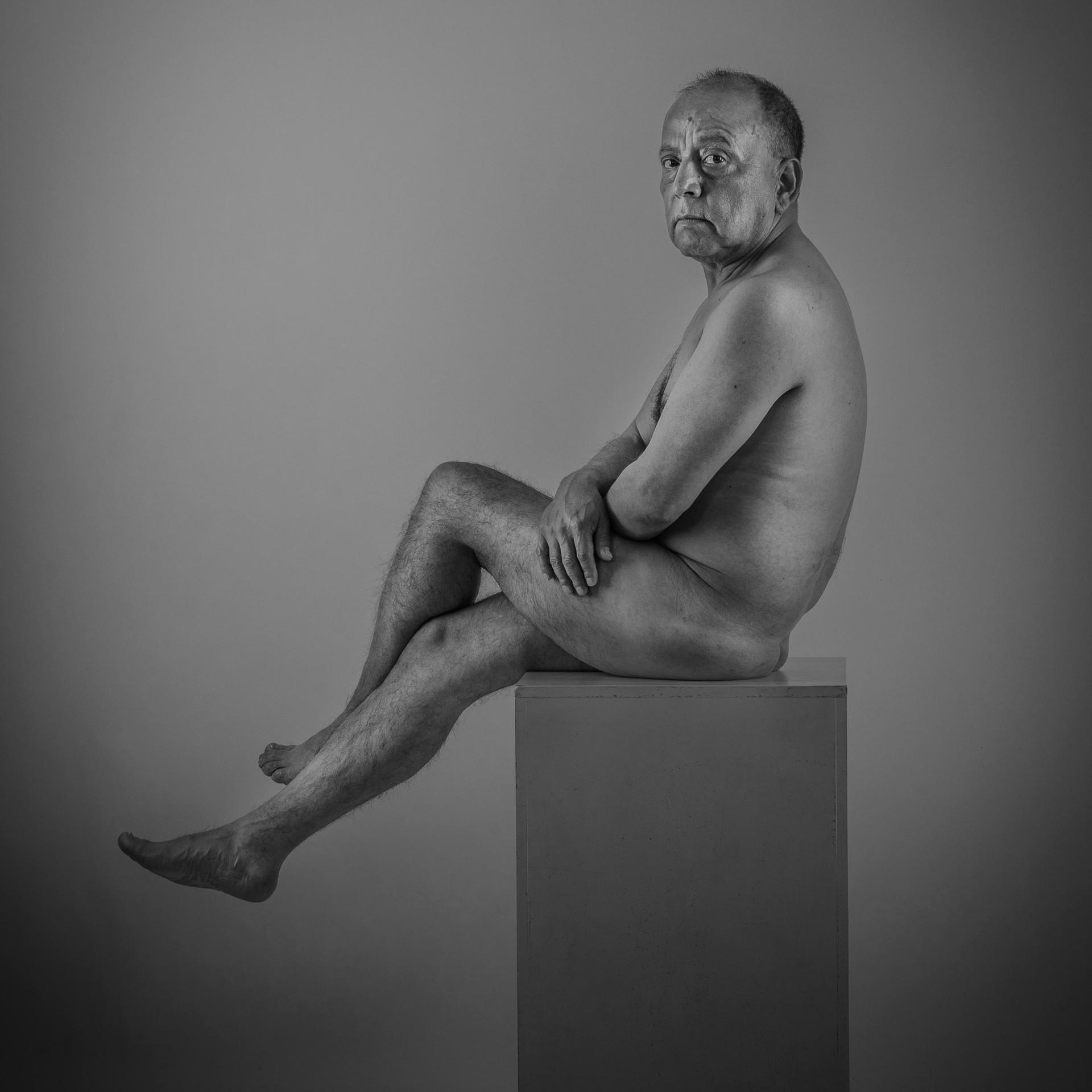 Retrato-Desnudo - Nude Portrait