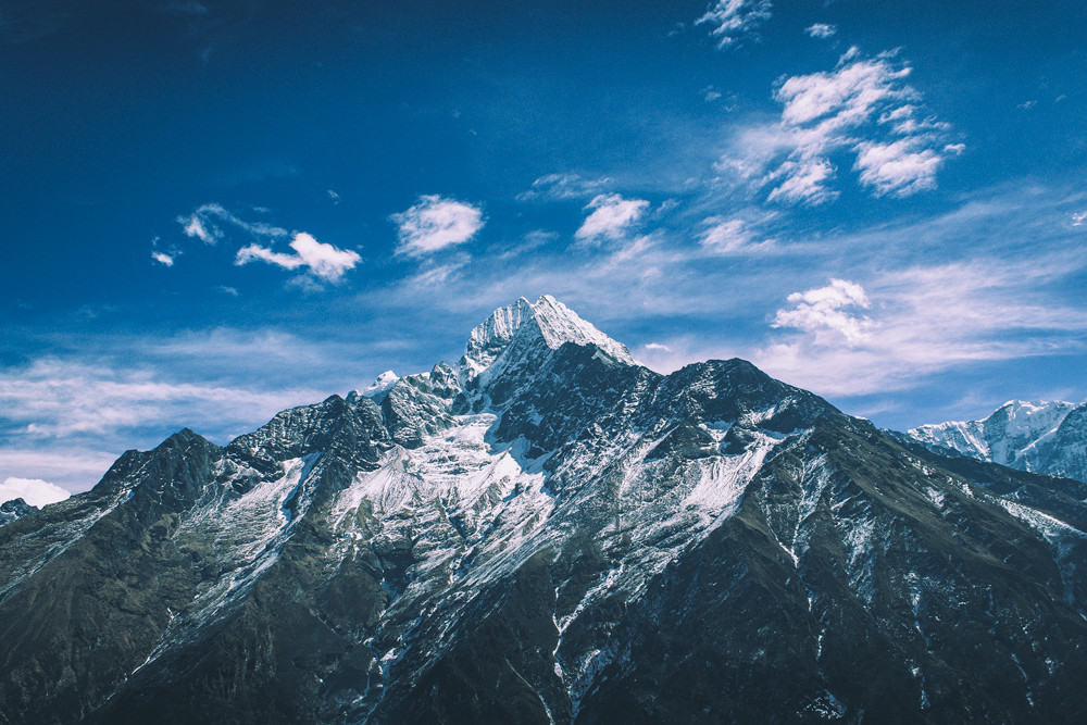 Montaña - Himalayas Range - Nature Landscape