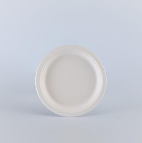 Fotografía de productos - BV Pack - Plato Reciclable de Cartón