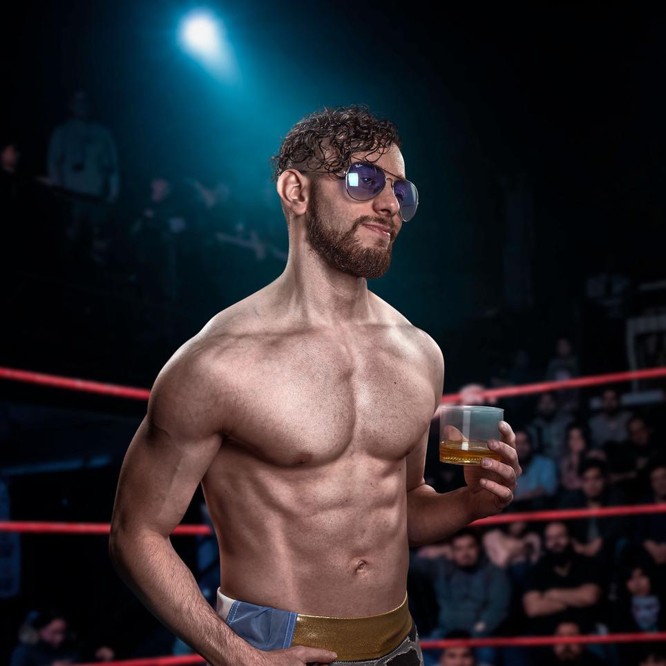 Herco-Wrestler - Pro Wrestling Photography - Fotografía Lucha Libre