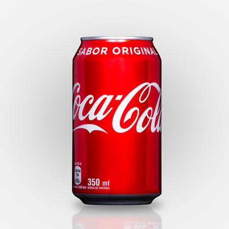 Lata Coca Cola - Can - Fotografía de Productos - claudiography.com Foto Publicitaria
