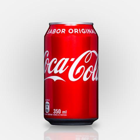 Lata Coca Cola - Can