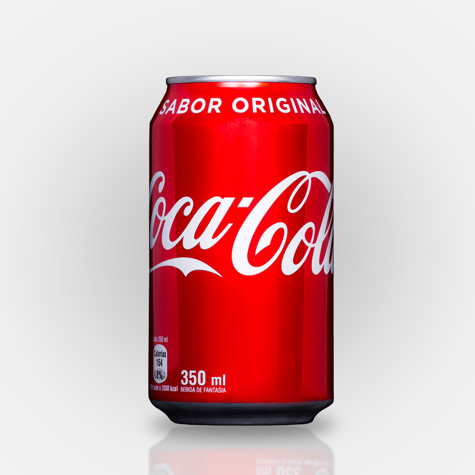 Lata Coca Cola - Can