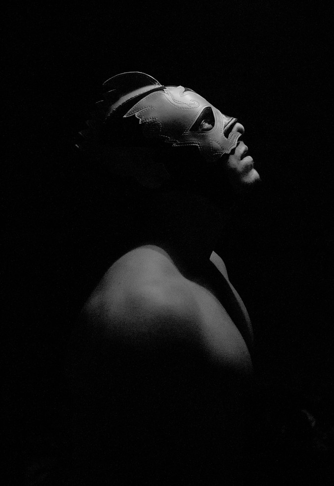 Pro Wrestling Portrait - Retrato Lucha Libre