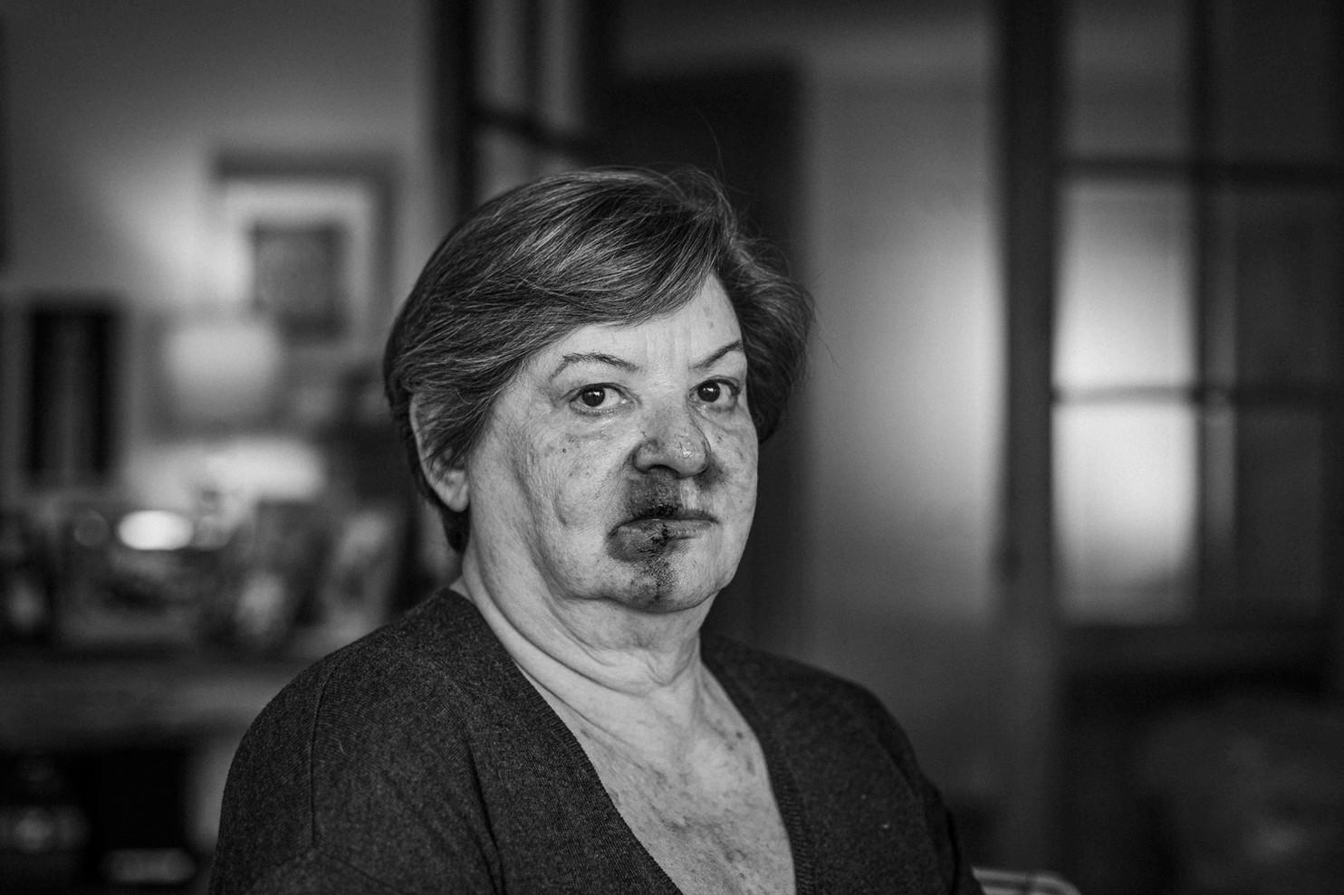 BBDO - SERNAM - Retrato publicitario Violencia contra la mujer