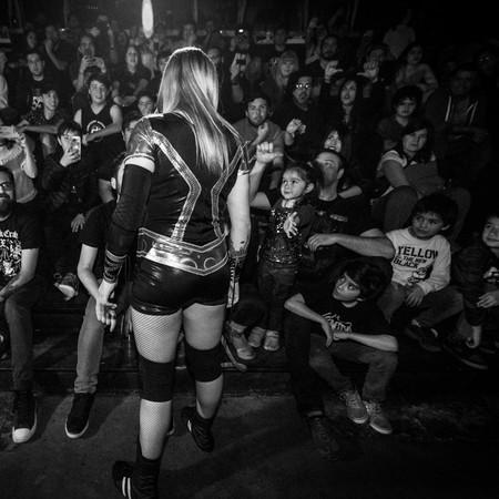 Roma Luchadora - Pro Wrestling Photography - Fotografía de Lucha Libre