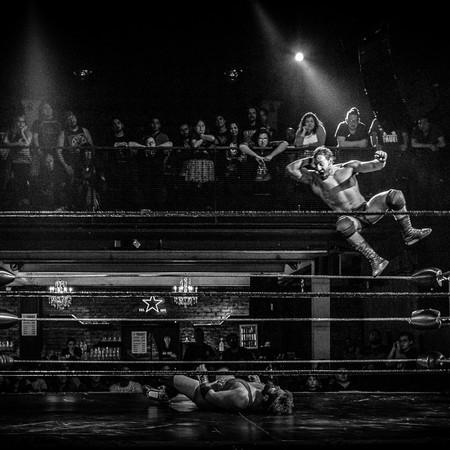 Ariel Levy-Codazo-Ringside - Pro Wrestling Photography - Fotografía de Lucha Libre